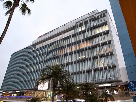 宮崎駅前 JR九州ホテル宮崎&宮崎交通バスターミナル