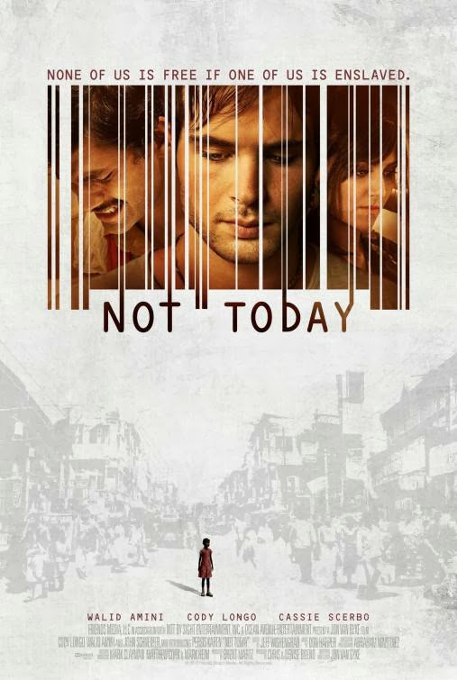 Poster Of English Movie Not Today (2013) Free Download Full New Hollywood Movie Watch Online At Alldownloads4u.Com