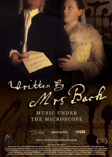 Υπογεγραμμένο από την Κυρία Μπαχ / Written by Mrs Bach Poster