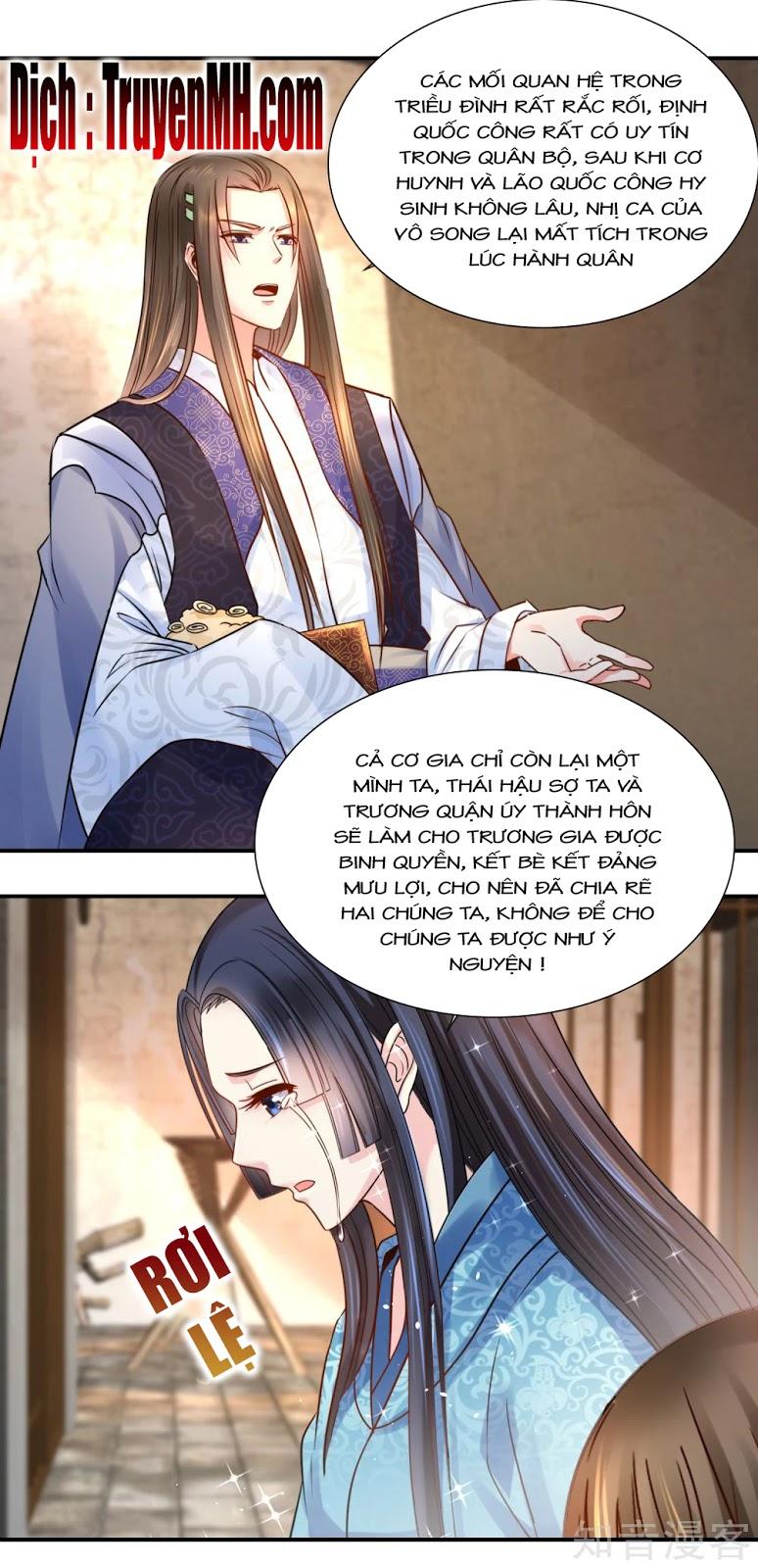 Lãnh Cung Phế Hậu Muốn Nghịch Thiên chap 54 - Trang 2