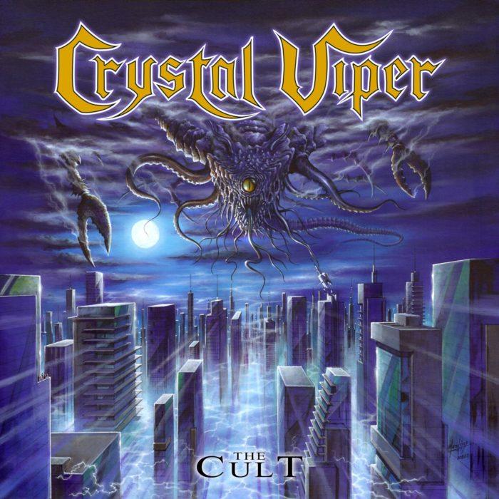 crystal viper the cult