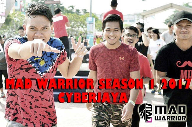 mad warrior SEASON 1 2017