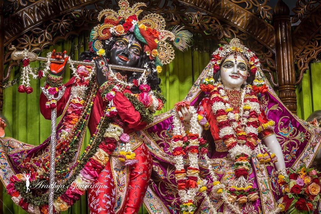 ISKCON Mayapur Deity Darshan 11 Jan 2017 (28)