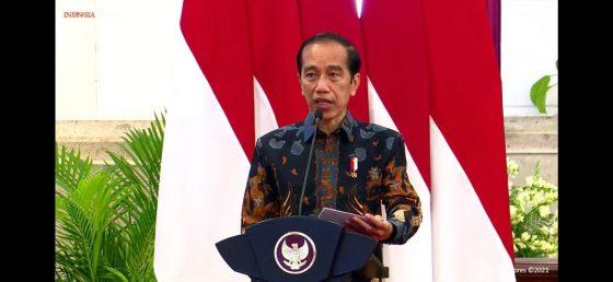 Khawatir Kasus Covid-19 Melonjak, Jokowi Pilih Larang Warganya Mudik