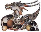 Eggs Dragon