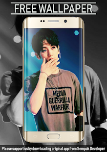 Baekhyun Exo Wallpaper Kpop Fans Hd Aplikasi Di Google Play