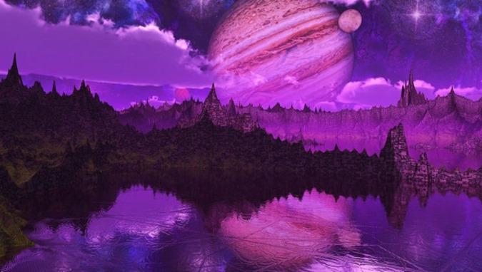 Ganimedes, uma lua de Júpiter, pode esconder vida extraterrestre 01