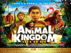 Animal Kingdom- Let's go Ape