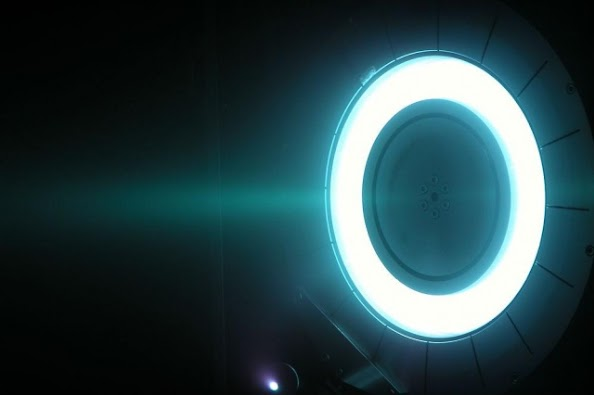 Laser nuclear fusion thruster 640x0