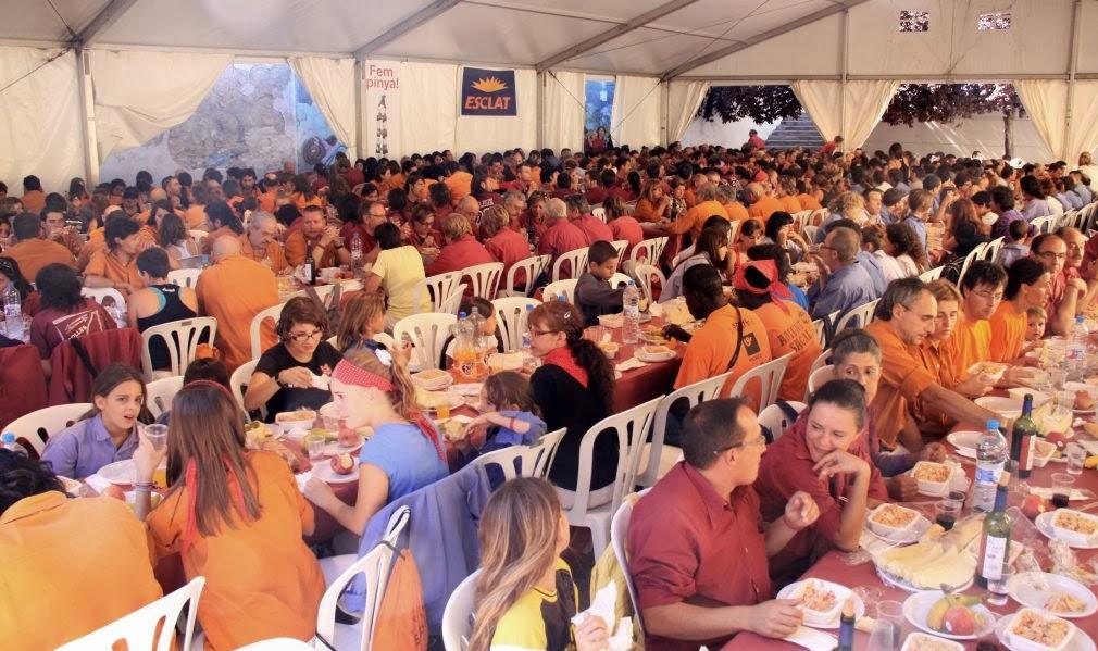 XII Trobada de Colles de lEix, Lleida 19-09-10 - 20100919_238_Colles_Eix_Actuacio.jpg