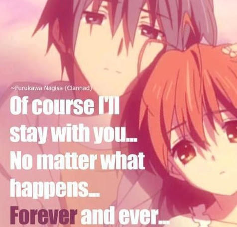 Love Anime Quotes Beauteous 48 Awesome Anime Love Quotes Page 48 Of 48 OtakuKart