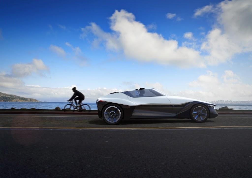 Nissan Bladeglider Concept 17