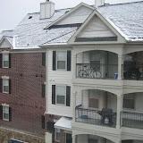 Dallas Snow Storm