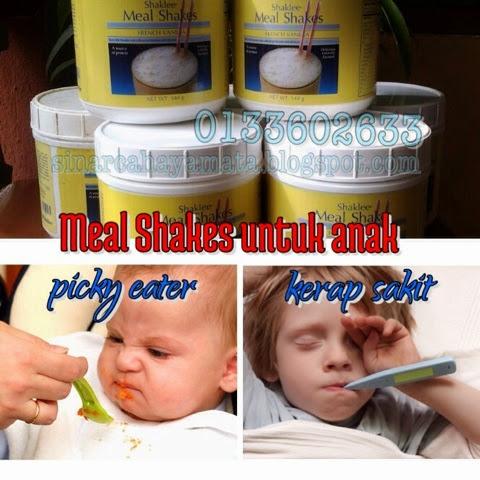 vitamin shaklee untuk anak