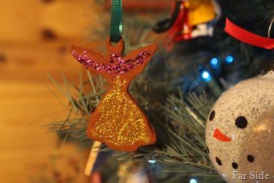 Maddies cinnamon ornament
