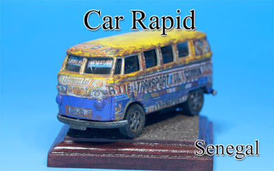 Car Rapid ‐Senegal‐