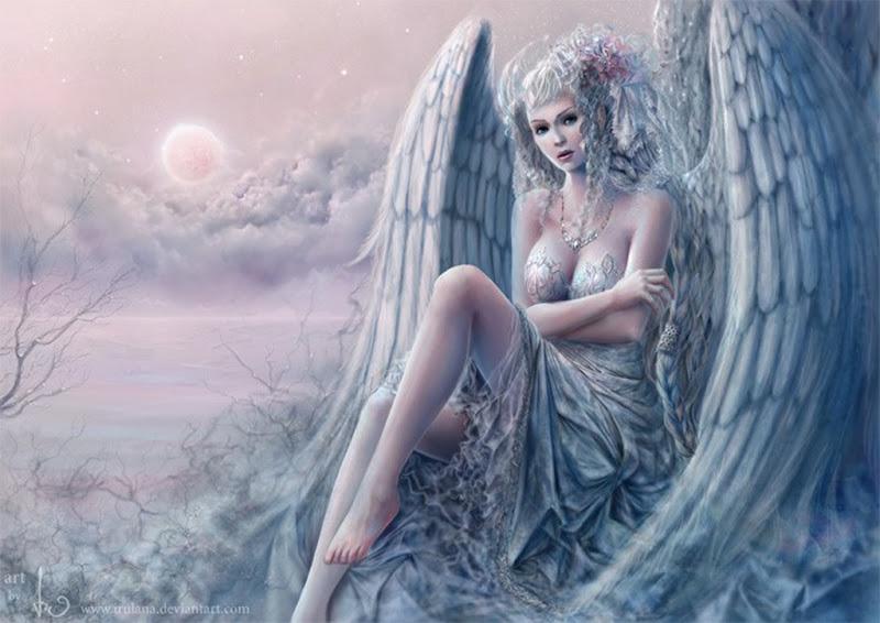 Dreaming Angel, Angels