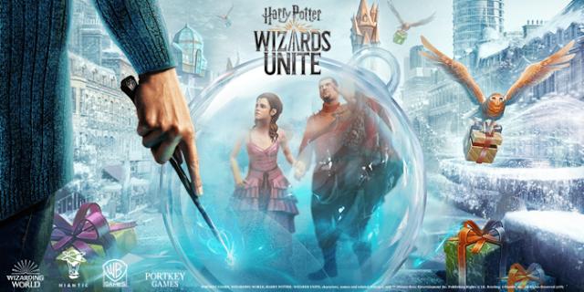 Harry Potter: Wizards Unite terá evento presencial em 2020, revela Niantic