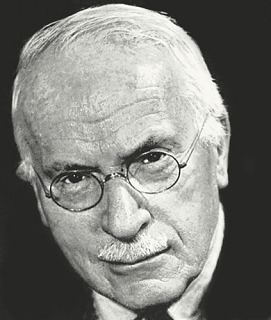 Carl Gustav Jung Portrait, Carl Gustav Jung