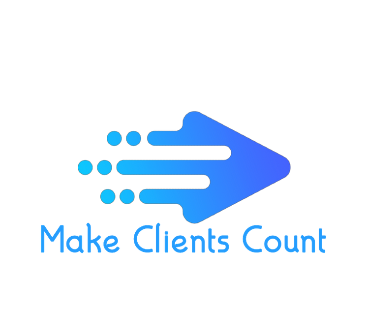 Make Clicks Count, Make Clients Count, Make Content Count