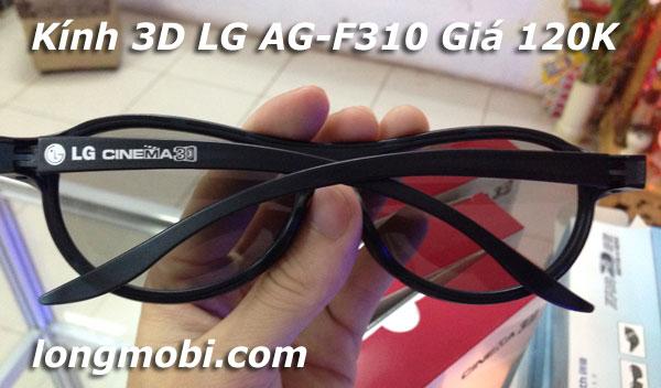 kính xem phim 3d LG AG-310