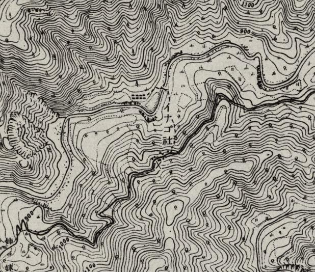 陸測2萬5地圖