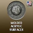 Molded Acrylic Surfaces