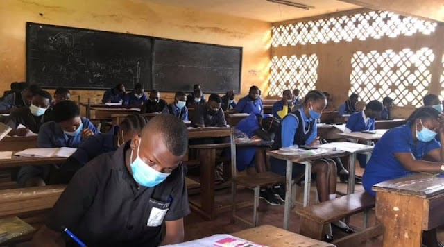 End of year Exams: GCE Board Maintains standard