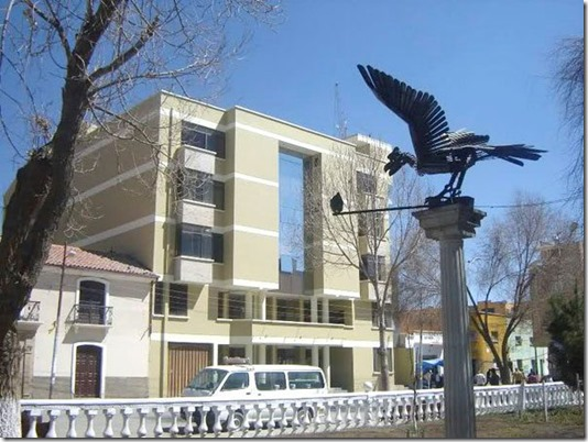 Viacha: municipio paceño, Bolivia