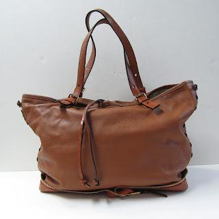 Chloé Collapsible Ellen Moyen Bag
