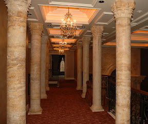 Architecture, Column, Columns, Interior