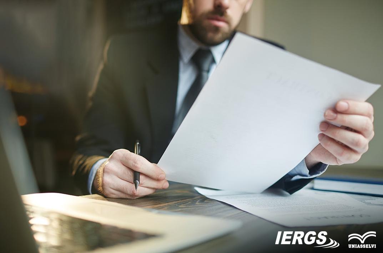Curso de gestão de serviços jurídicos, notariais e de registro EAD