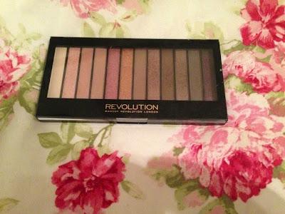 Makeup Revolution 'Redemption Palette Iconic 3'