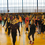 zumba party janvier 2015