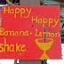 Happy Shakes gibt's hier noch...