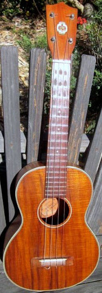 Summers Bros. Tenor circa 1936