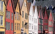 Домики квартала Брюгген