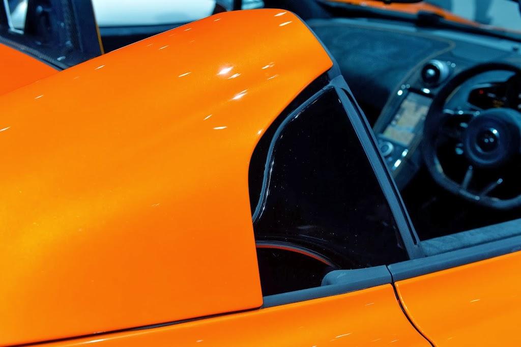 McLaren 650S Spider Geneva Motor Show 28