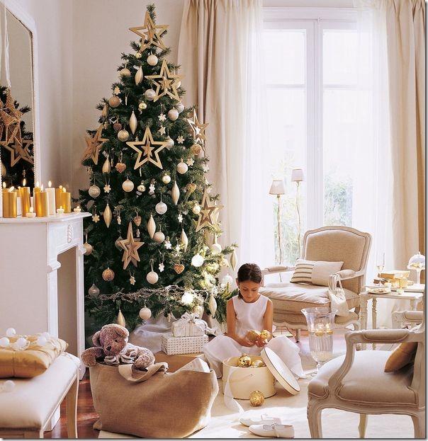 8 idee per decorare l 39 albero di natale case e interni for Case e interni