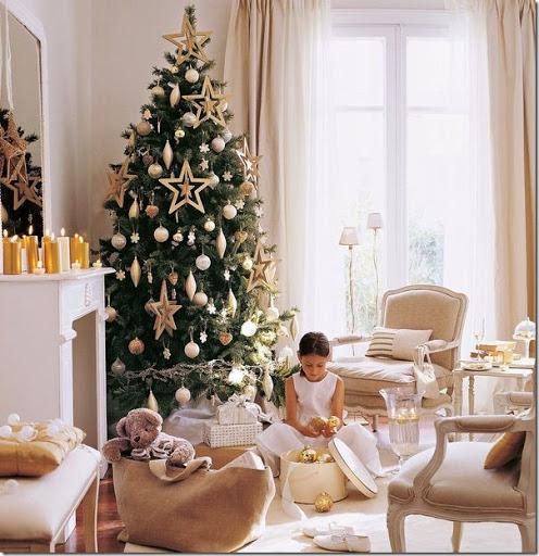 Très 8 idee per decorare l'albero di Natale - Case e Interni YJ05