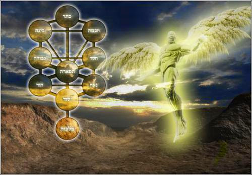 Divine Beings And The Mystical Qabalah Dion Fortune