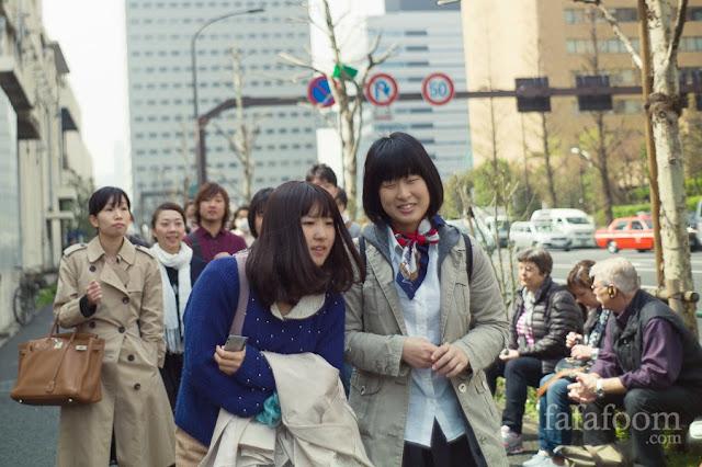 Japan Street Fashion - March 2013