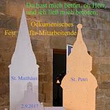 du hast mich betört Mitarbeiterfest St.Mattäus St Petri