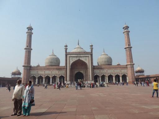Jama Mashid moskee