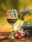 Le sang de la vigne...         40/50 cm              Sept. 2015