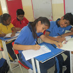 English Handwriting Competition (primary) 19.04.2017