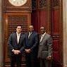 Pictures on Senate Floor 5/15