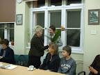 15 lutego 2008 roku - podziękowanie dla Pani Prezes - Elżbiety Kowalskiej i całego poprzedniego Zarządu