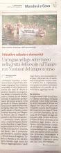 Photo: La Stampa 13 ottobre 2016