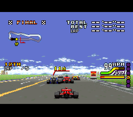 Super Adventures In Gaming: Michael Andretti's Indy Car